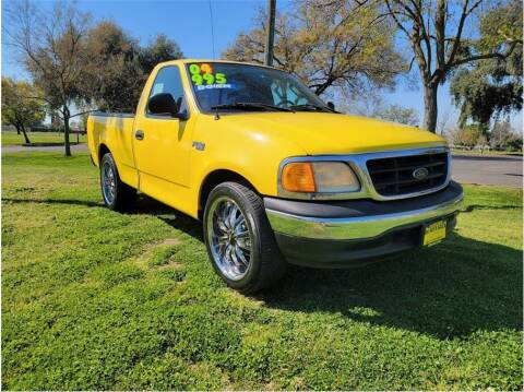 2004 Ford F-150 Heritage for sale at D & I Auto Sales in Modesto CA