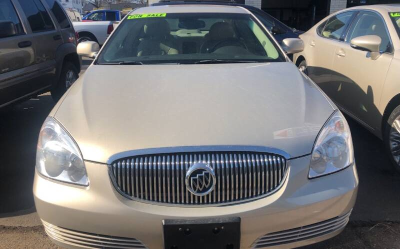 2009 Buick Lucerne for sale at Story Brothers Auto in New Britain CT