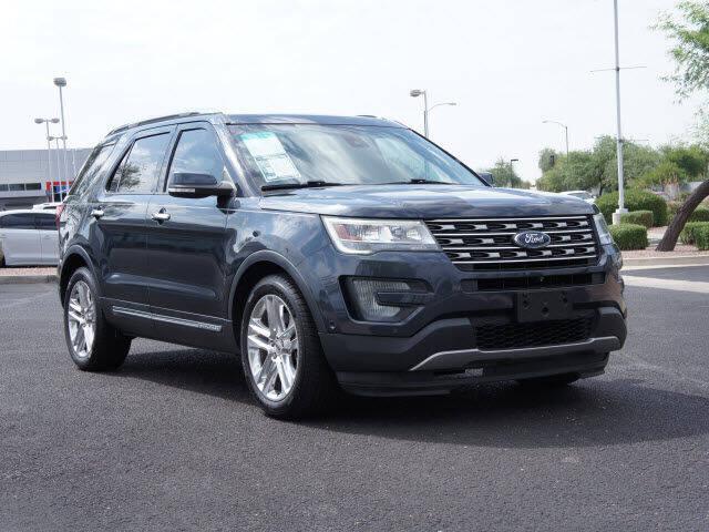 2017 Ford Explorer for sale at CarFinancer.com in Peoria AZ