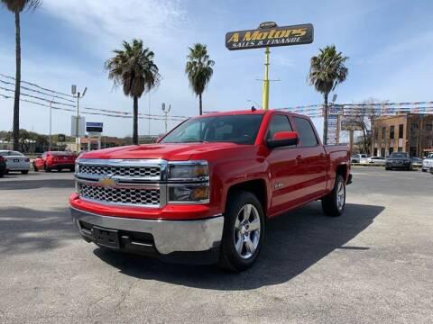 2014 Chevrolet Silverado 1500 for sale at A MOTORS SALES AND FINANCE in San Antonio TX