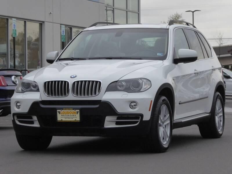 2008 BMW X5 for sale at Loudoun Used Cars - LOUDOUN MOTOR CARS in Chantilly VA