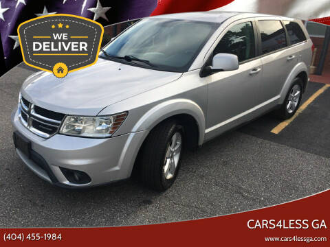 2012 Dodge Journey for sale at Cars4Less GA in Alpharetta GA