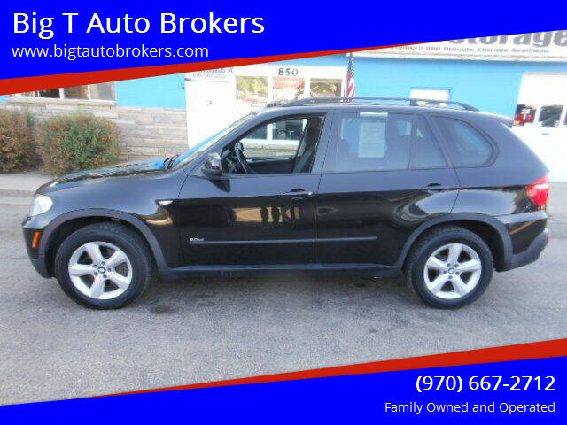 2008 BMW X5 for sale at Big T Auto Brokers in Loveland CO