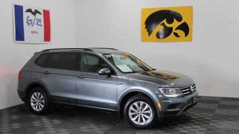 2018 Volkswagen Tiguan for sale at Carousel Auto Group in Iowa City IA