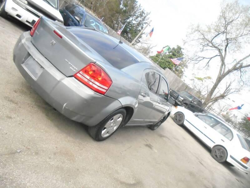 2010 Dodge Avenger SXT 4dr Sedan - Houston TX