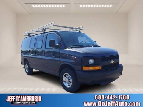 2016 Chevrolet Express Cargo for sale at Jeff D'Ambrosio Auto Group in Downingtown PA