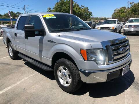 2010 Ford F-150 for sale at Martinez Truck and Auto Sales in Martinez CA