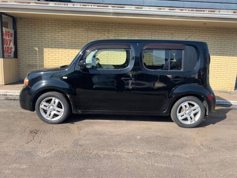 2009 Nissan cube for sale at First Choice Auto Sales in Rock Island IL