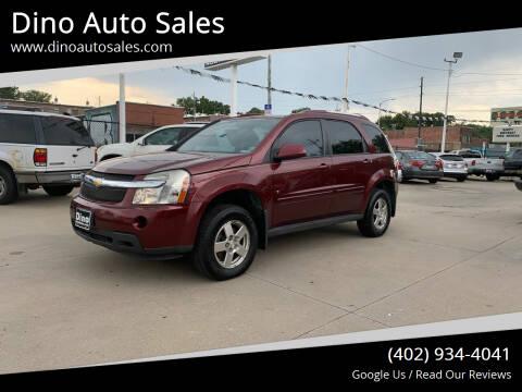 2008 Chevrolet Equinox for sale at Dino Auto Sales in Omaha NE