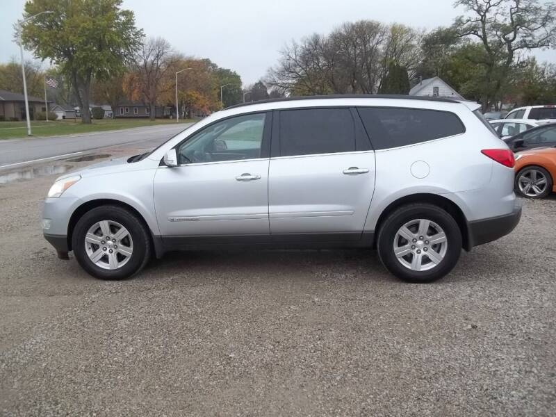 2009 Chevrolet Traverse for sale at BRETT SPAULDING SALES in Onawa IA