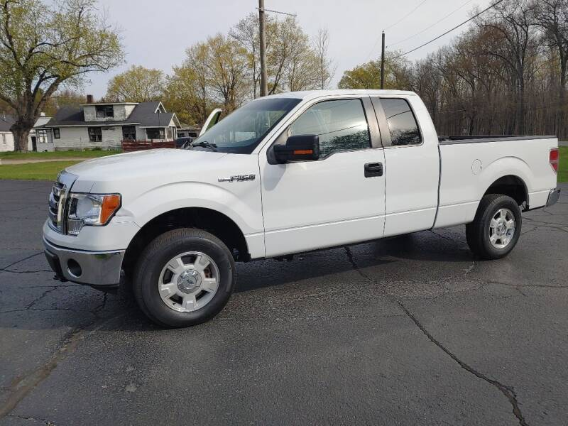 2011 Ford F-150 for sale at Depue Auto Sales Inc in Paw Paw MI