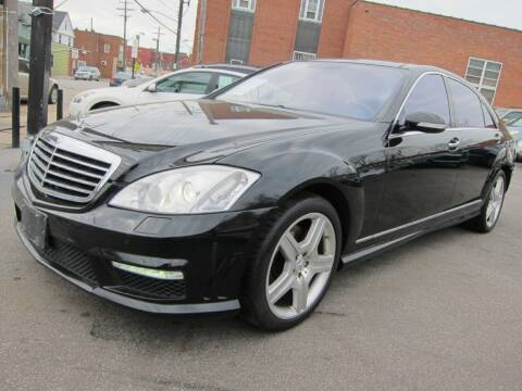 2007 Mercedes-Benz S-Class for sale at DRIVE TREND in Cleveland OH