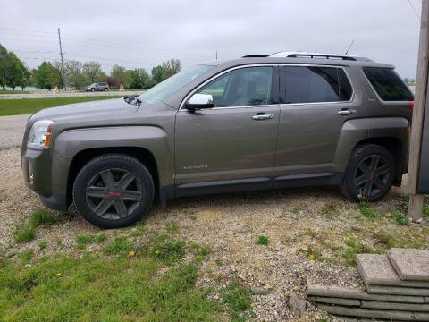 2010 GMC Terrain for sale at Northwoods Auto & Truck Sales in Machesney Park IL