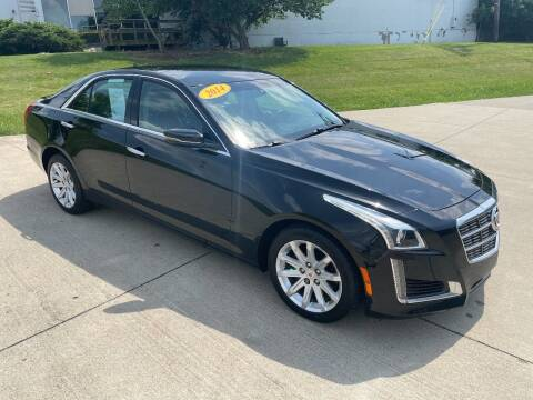 2014 Cadillac CTS for sale at Best Buy Auto Mart in Lexington KY