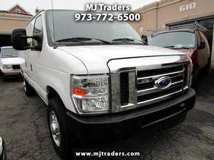 2011 Ford E-Series Cargo for sale at M J Traders Ltd. in Garfield NJ