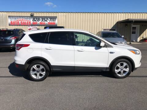 2014 Ford Escape for sale at Stikeleather Auto Sales in Taylorsville NC