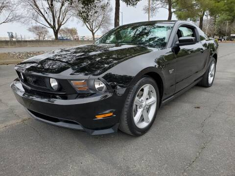 2010 Ford Mustang for sale at Matador Motors in Sacramento CA