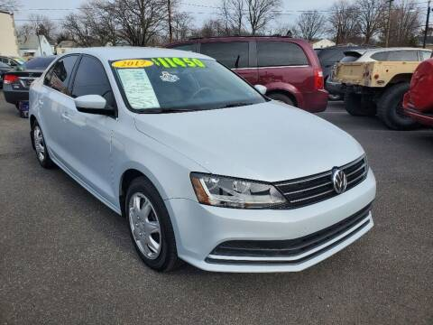 2017 Volkswagen Jetta for sale at Costas Auto Gallery in Rahway NJ