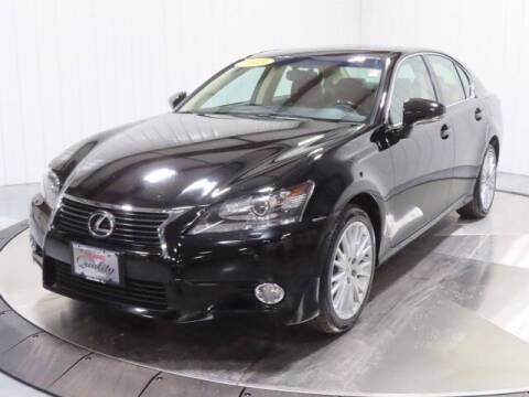 2013 Lexus GS 350 for sale at HILAND TOYOTA in Moline IL