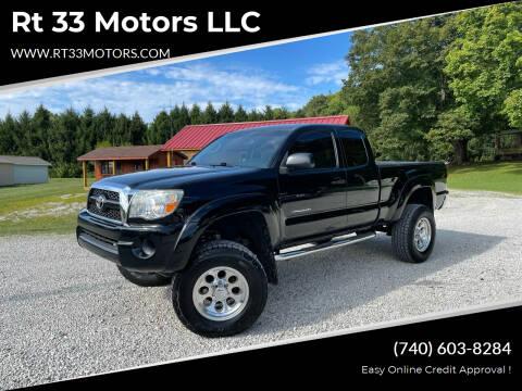 2011 Toyota Tacoma for sale at Rt 33 Motors LLC in Rockbridge OH