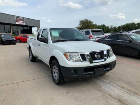 2014 Nissan Frontier for sale at KIAN MOTORS INC in Plano TX