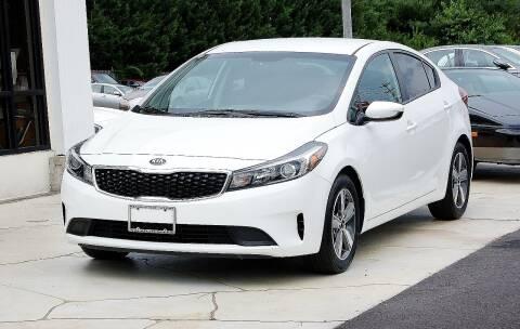 2018 Kia Forte for sale at Avi Auto Sales Inc in Magnolia NJ