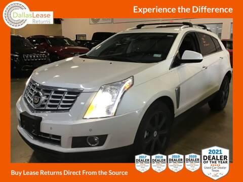 2015 Cadillac SRX for sale at Dallas Auto Finance in Dallas TX