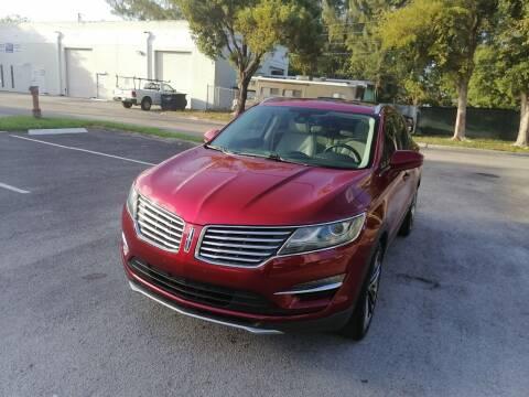 2015 Lincoln MKC for sale at Best Price Car Dealer in Hallandale Beach FL