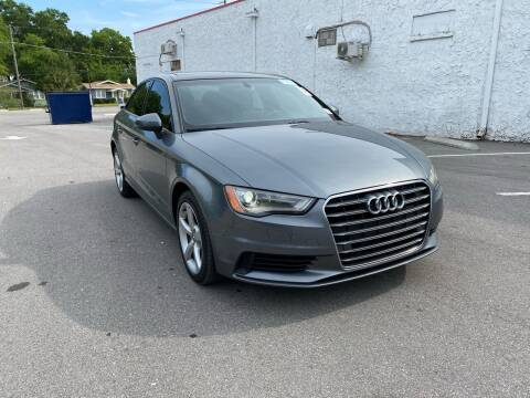 2016 Audi A3 for sale at LUXURY AUTO MALL in Tampa FL