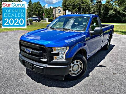 2017 Ford F-150 for sale at Brothers Auto Sales of Conway in Conway SC