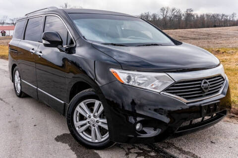 2012 Nissan Quest for sale at Fruendly Auto Source in Moscow Mills MO