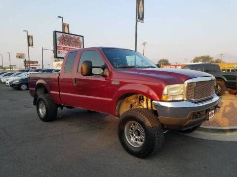 2004 Ford F-250 Super Duty for sale at ATLAS MOTORS INC in Salt Lake City UT