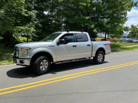 2017 Ford F-150 for sale at THE AUTO FINDERS in Durham NC