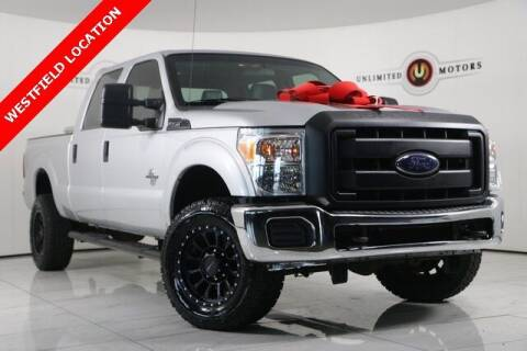 2015 Ford F-350 Super Duty for sale at INDY'S UNLIMITED MOTORS - UNLIMITED MOTORS in Westfield IN