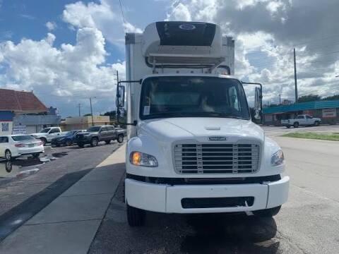 2019 Freightliner M2 106 for sale at GLOBAL MOTOR GROUP in Newark NJ