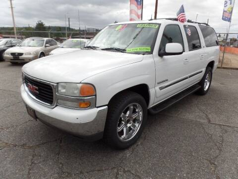 2003 GMC Yukon XL for sale at Gold Key Motors in Centralia WA