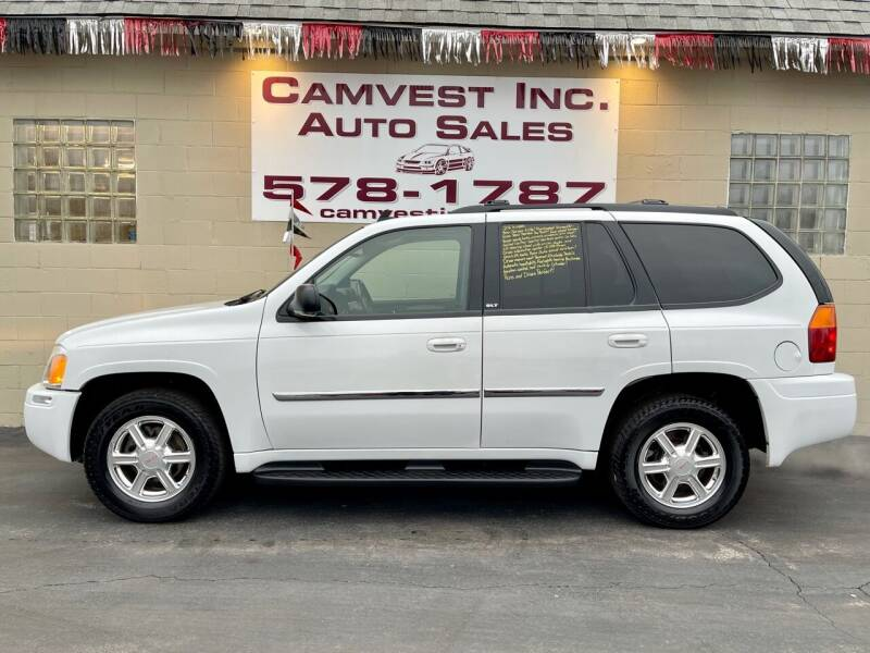 2007 GMC Envoy for sale at Camvest Inc. Auto Sales in Depew NY