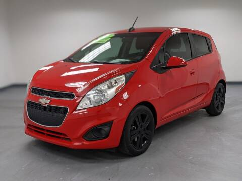 2015 Chevrolet Spark for sale at Ideal Cars East Mesa in Mesa AZ
