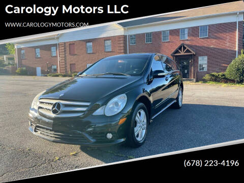 2008 Mercedes-Benz R-Class for sale at Carology Motors LLC in Marietta GA