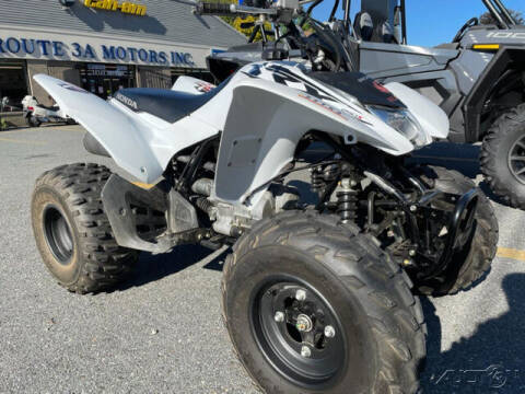 2016 Honda TRX for sale at ROUTE 3A MOTORS INC in North Chelmsford MA