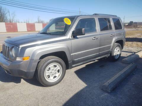 2011 Jeep Patriot for sale at Mr E's Auto Sales in Lima OH