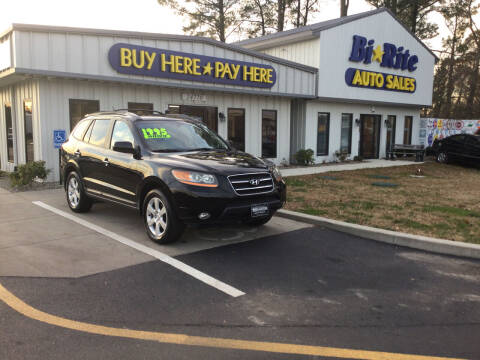 2009 Hyundai Santa Fe for sale at Bi Rite Auto Sales in Seaford DE