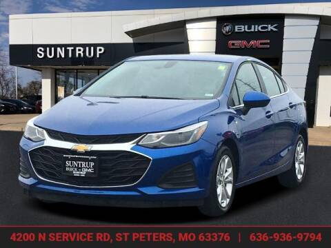 2019 Chevrolet Cruze for sale at SUNTRUP BUICK GMC in Saint Peters MO