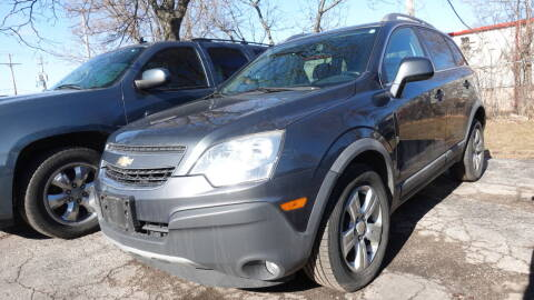 2013 Chevrolet Captiva Sport for sale at ARP in Waukesha WI