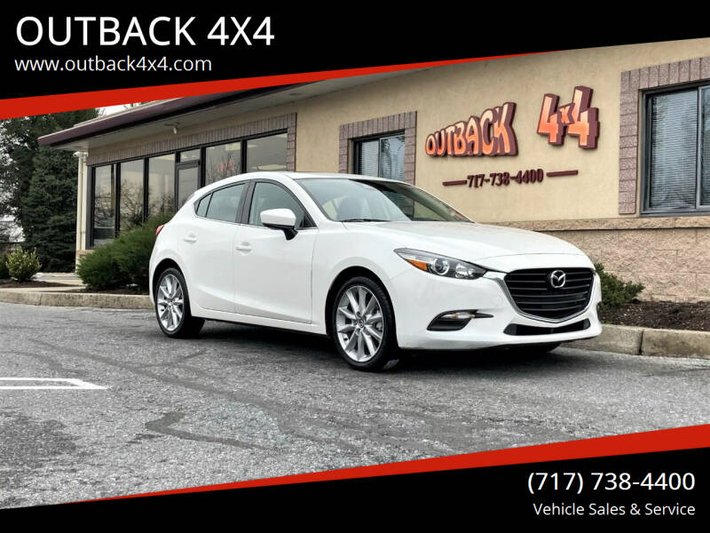 2017 Mazda MAZDA3 for sale at OUTBACK 4X4 in Ephrata PA