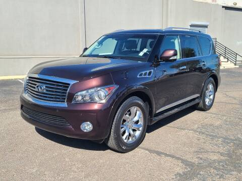 2011 Infiniti QX56 for sale at Reliable Auto Sales in Las Vegas NV
