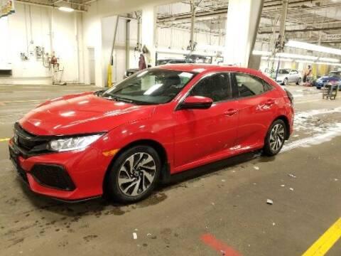 2017 Honda Civic for sale at Florida Fine Cars - West Palm Beach in West Palm Beach FL