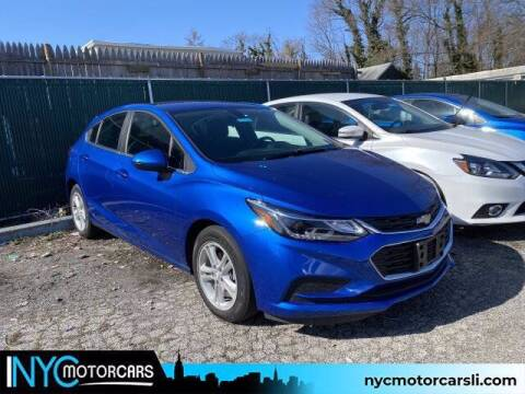 2017 Chevrolet Cruze for sale at NYC Motorcars in Freeport NY