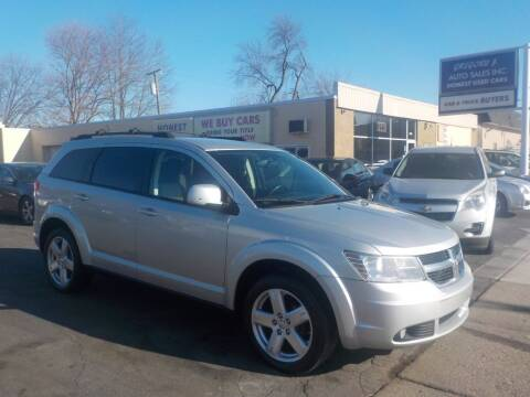 2009 Dodge Journey for sale at Gregory J Auto Sales in Roseville MI