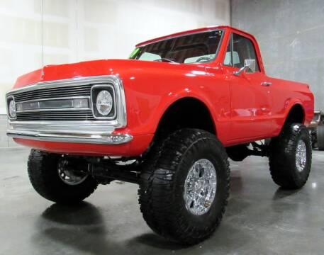 1969 Chevrolet Blazer for sale at Platinum Motors in Portland OR